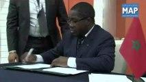 Accords de partenariats entre le Maroc et le Congo