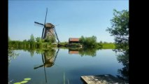 """Discover Holland - Kinderdijk """"and the 19 windmills""""  -  music BZN"""