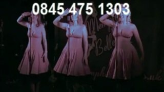 1940's Tribute Acts:  The Memphis Belles Wartime Show