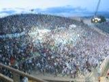 Aux armes : explosion du stade vélodrome OM Newcastle