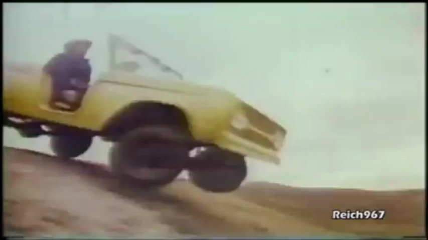 1966 ford bronco commercial