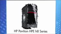 HP Pavilion Elite h8-1030 Desktop Computer - Black