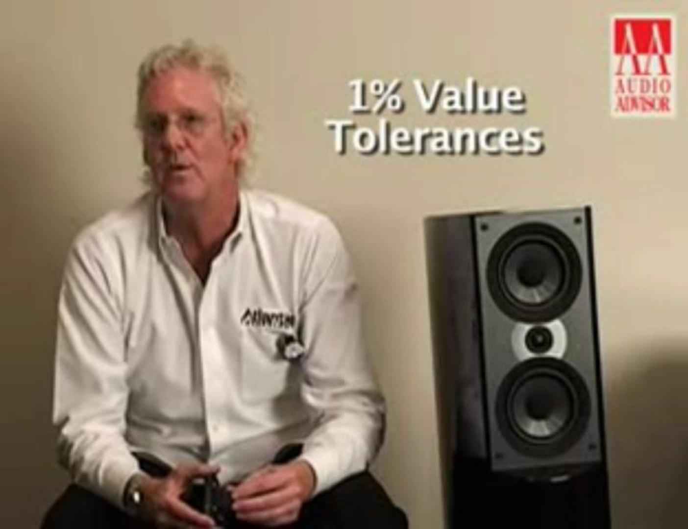 Atlantic Technology 44-DA-P-BLK Dolby Atmos-Enabled Speakers Pair, Satin Black