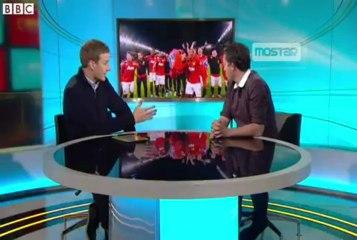 Robbie Fowler on Football Focus April 27 2013