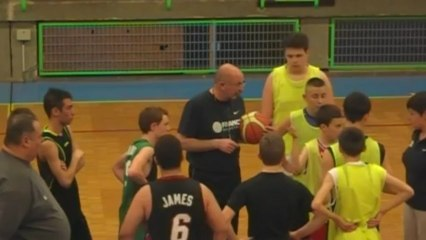 basketball - les fondamentaux en U13 par Philippe ORY - part1