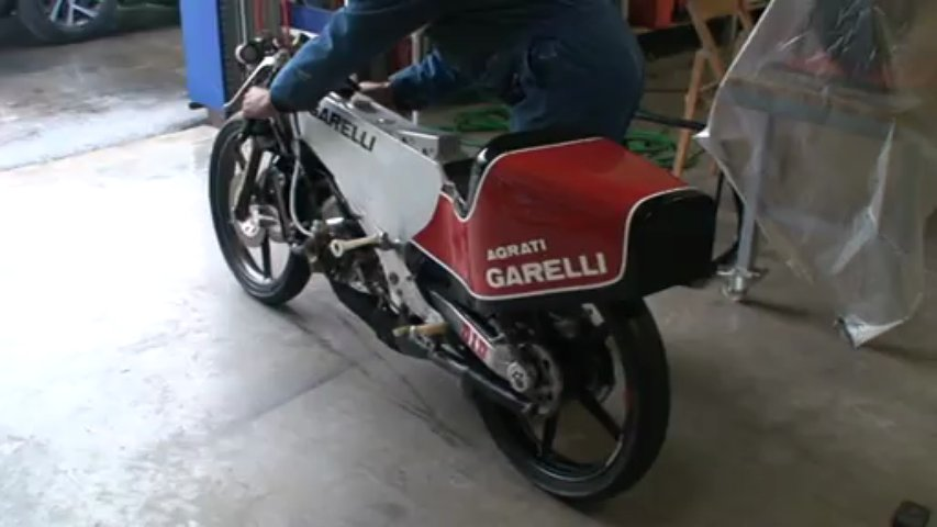 GARELLI 125 GRAND PRIX