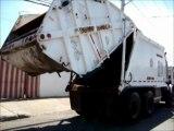Garbage trucks for sale MoreThanTrucks.com 2003 Mack LE613 25YD Refuse Rear Loader for sale