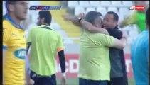 ΑΠΟΕΛ-ΑΕΚ 0-1 (4η αγων. πλέι οφ)