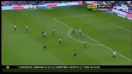ATH 1-1 FCB