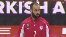 Olympiakos kämpft sich ins Final Four