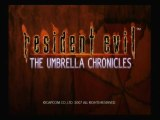 Resident Evil The Umbrella Chronicles [Wii]