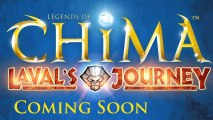 CGR Trailers - LEGO LEGENDS OF CHIMA: LAVAL'S JOURNEY Trailer