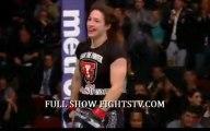 Sheila Gaff vs Sara McMann fight video