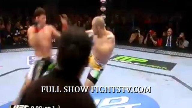 Bisping vs Belcher full fight
