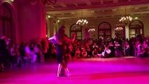 Ilias Mouzourakis & Irini Misomike 8th Athens Tango Festival - YouTube