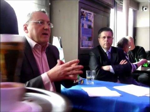 """4-CNR-Jacques Nikonoff - Intervention au Café hyper-républicain """"Le Conseil national de la résistance, 70 ans après : l'ancien et le moderne."""