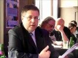 """5-CNR- Jean-Luc PUJO - intervention au Café hyper-républicain """"Conseil national de la résistance, 70 ans après : l'ancien et le moderne"""""""