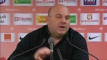 Conférence de presse Stade Brestois 29 - Stade Rennais FC :  (SB29) - Frédéric  ANTONETTI (SRFC) - saison 2012/2013