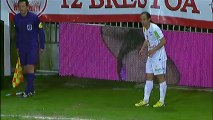 Stade Brestois 29 (SB29) - Stade Rennais FC (SRFC) Le résumé du match (34ème journée) - saison 2012/2013