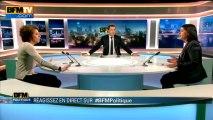 BFM Politique: l'After RMC, Cécile Duflot répond aux questions de Véronique Jacquier - 28/04/13