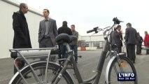 Néomove : Zoom sur les vélos électriques (Sarthe)