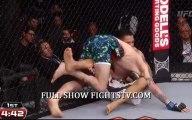 Gaff vs McMann full fight