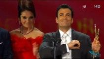 """David Zepeda @davidzepeda1 gana """"Mejor Actor Protagónico"""" en Premios TVYN 2013"""