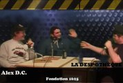 La Despothèque - Pré-post-apocalyptique, on joue à New Eden et despote invité: Laurent Proulx (3/3)