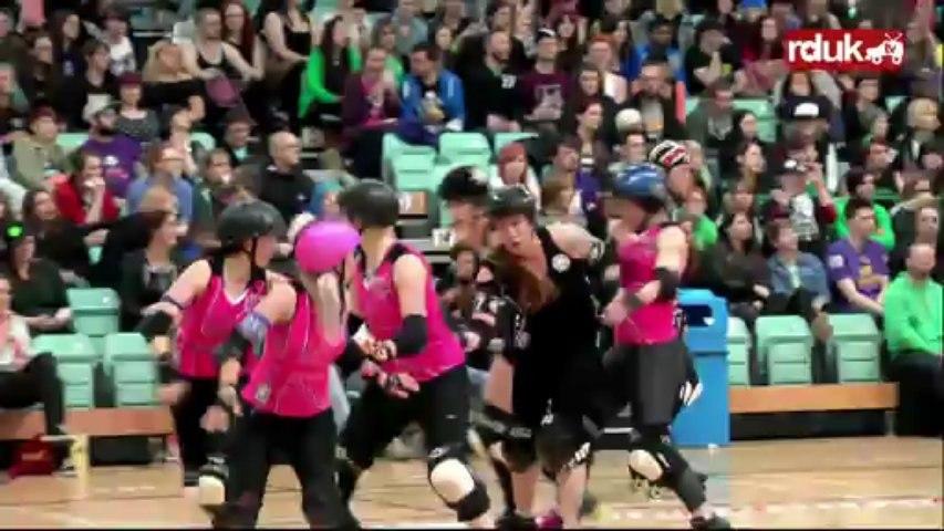 Anarchy III: London Rollergirls vs Windy City Rollers (2nd Half)