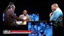 L'invité de l'histoire Thème   Miriam Makeba (1932-2008) : porte-voix de la lutte contre l'apartheid  Invitée   Sally Nyolo : chanteuse, auteur-compositeur, Paris  Cheikh Tidiane Seck : auteur-compositeur, jazz man  Raymond Doumbé : bassiste (chef d'orche