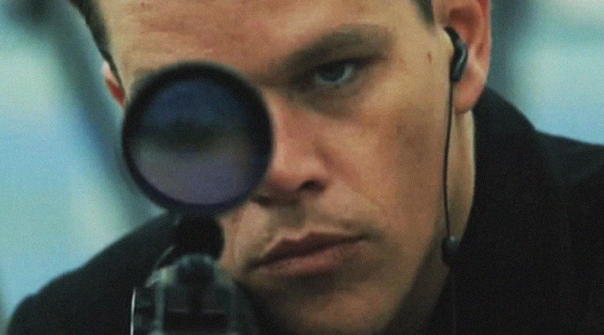 Jason Bourne: Burn my Shadow.