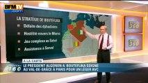 Harold à la carte: Abdelaziz Bouteflika soigné en France - 28/09