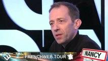 [FrenchWeb Tour Nancy] Eric Mathieu, co-fondateur et CEO de Xilopix
