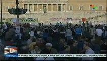 Parlamento griego aprueba nuevo paquete de impuestos