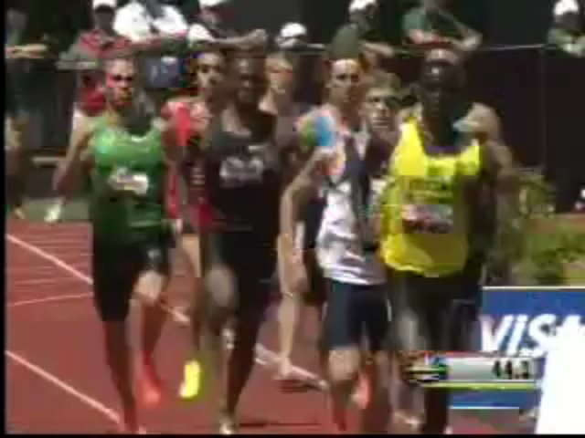 USA Outdoor Track and Field