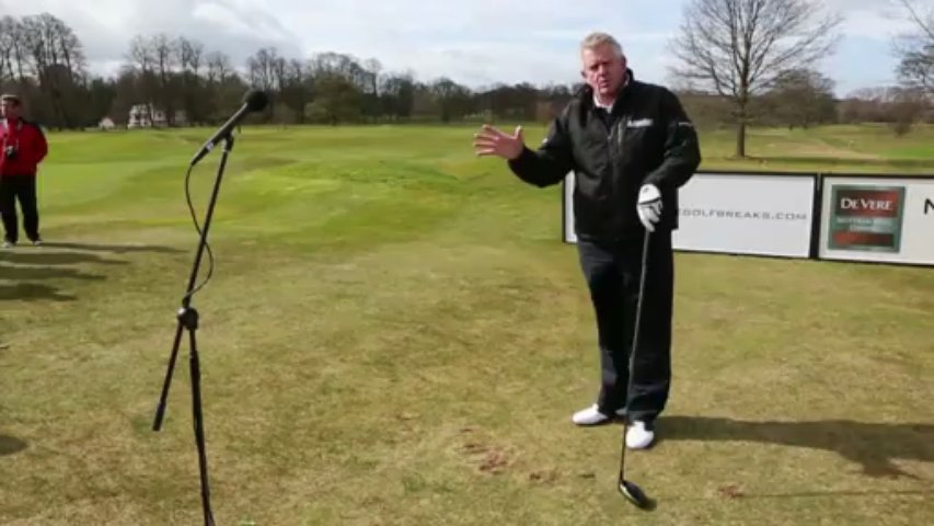 Driving – Colin Montgomerie Golf Clinic Part 3 – Today's Golfer