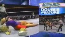 Owen Hart vs. British Bulldog, European Championship match (WWF RAW, 03.03.1997)