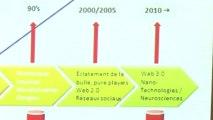 Table Ronde : Présentation du bilan de 10ans de web et télévision