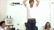 20120503 SJ,SNSD TVXQ - Dance Cut