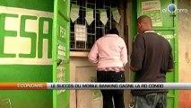 Le succès du mobile banking gagne la RD Congo