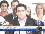Voluntad Popular: criminalizar a quien esté en un partido es la antesala de la ilegalización de estos en Venezuela