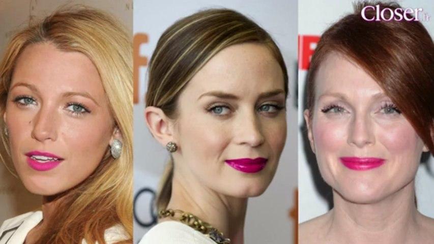 Luxe à petits prix : Closer décrypte les rouges à lèvres tendances