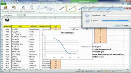 Excel - Correction du TP 4