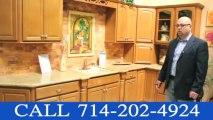 Custom Kitchen Cabinets Anaheim CA (714) 202-4924 Remodeling
