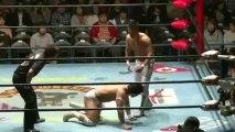01. Hiroshi Yamato vs Yoshinobu Kanemaru - (AJPW 04/25/13)
