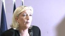 Marine Le Pen discours Brignoles 2013