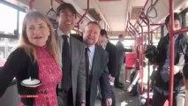 Tutti a bordo! Da Termini arriva la nuova fermata bus 910 destinazione Bioparco