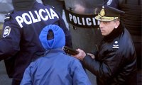 Argentina's state union workers rally to protest police brutality