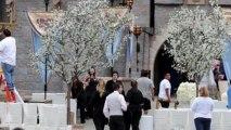 Mariah Carey and Nick Cannon Shut Down Disneyland To Renew Vows