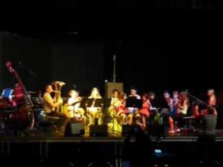Il en faut peu pour être heureux orchestre Junior  Chabeuil